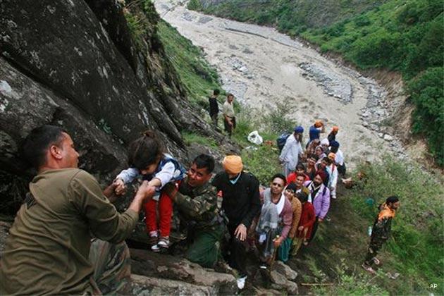 Uttarakhand rescue