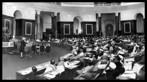 Indian Constitution: A Product of Learned Labour, Not of
