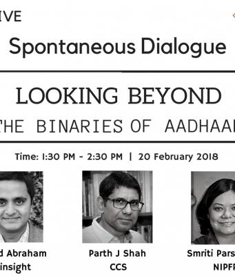 Binaries of Aadhaar