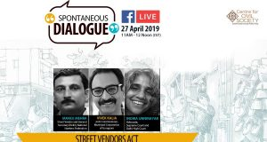 Street Vendors Dialogue