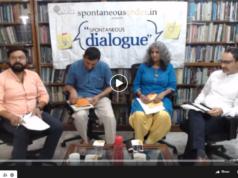 dialogue on street entrepreneurs