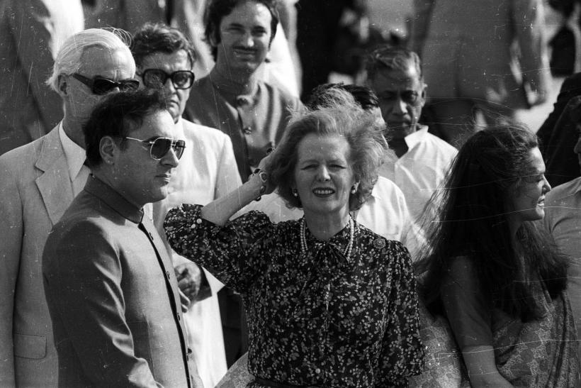 Courtesy: International Business Times; Margaret Thatcher And Rajiv Gandhi