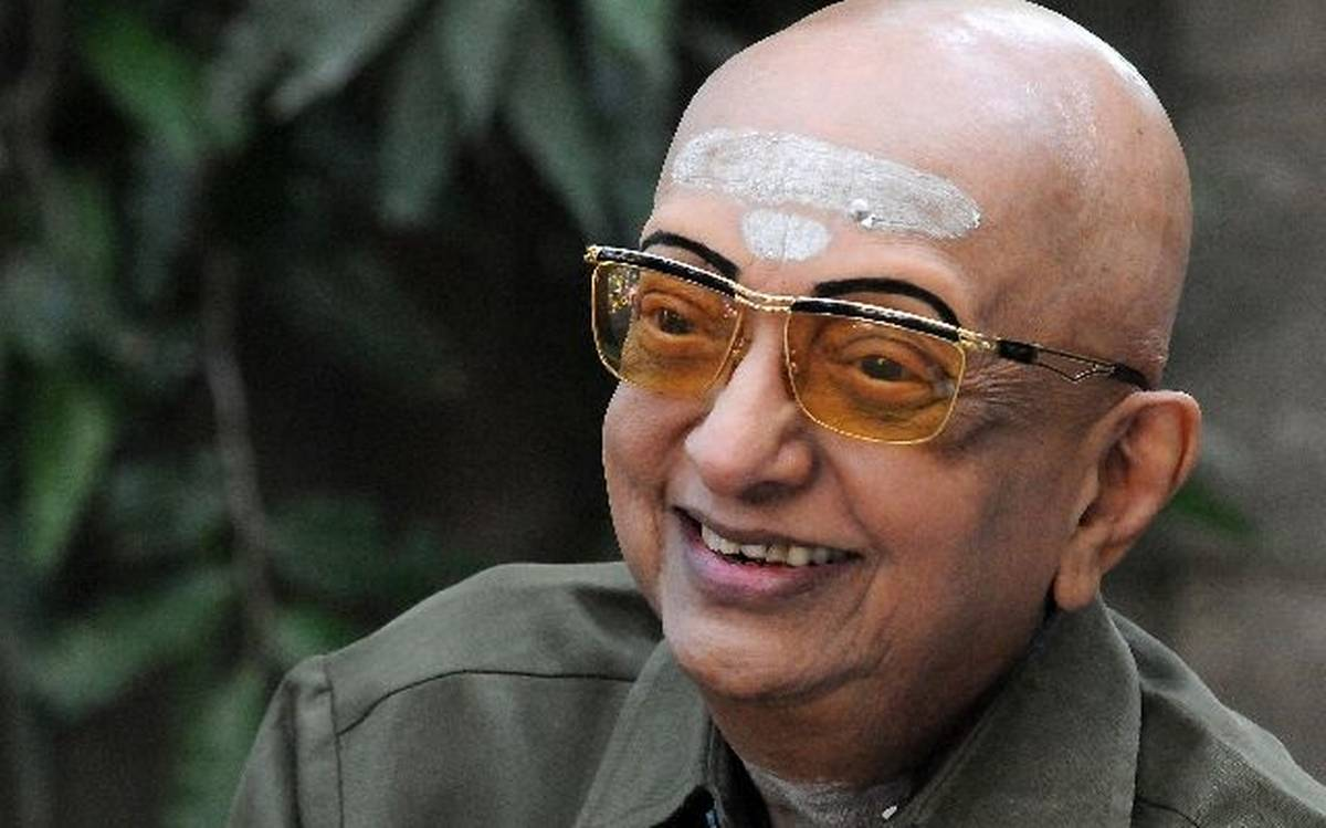 Cho Ramaswamy: India's classical satirist and liberal, 1934-2016