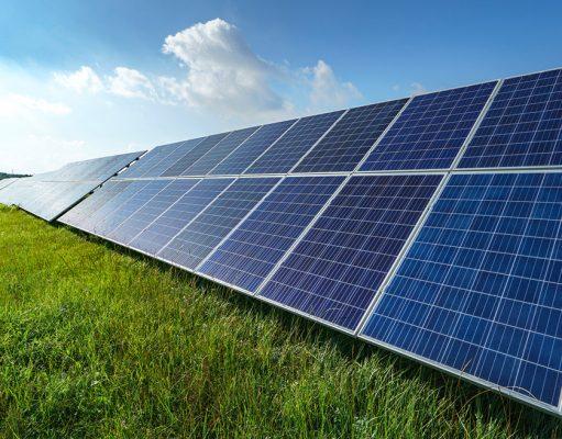 Land-use solar energy