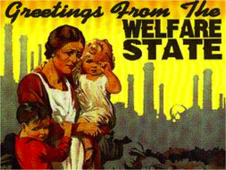 SO Musings: Bread and Circuses - The Welfare State - Spontaneous Order